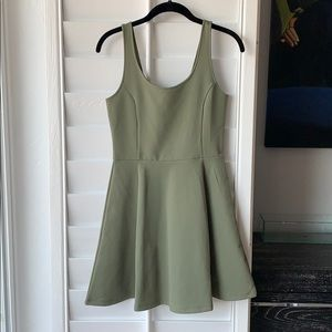 H&M Fit & Flare Dress